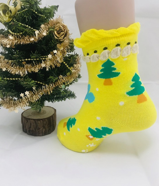 Kid's Christmas Socks