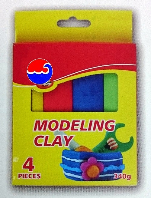 Plasticine Modeling Clay